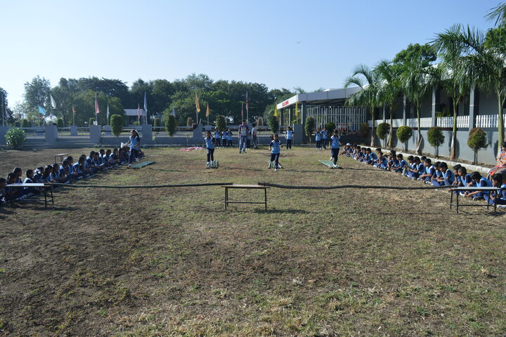 B.P.Children Public School-Sports