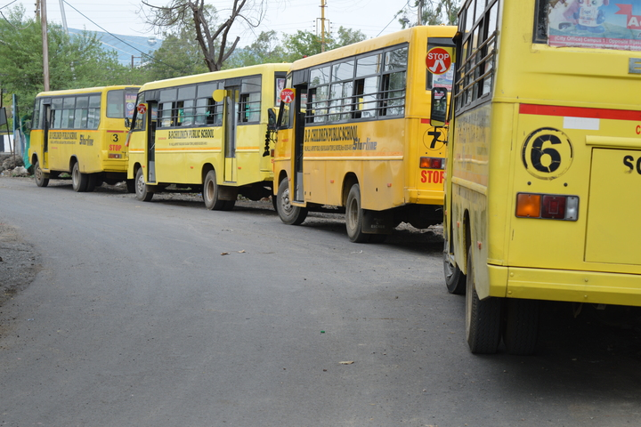 B.P.Children Public School-Transport