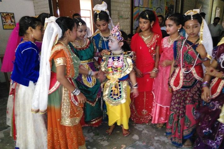 Vivekanand Kendra Vidyalaya- Cultural Event