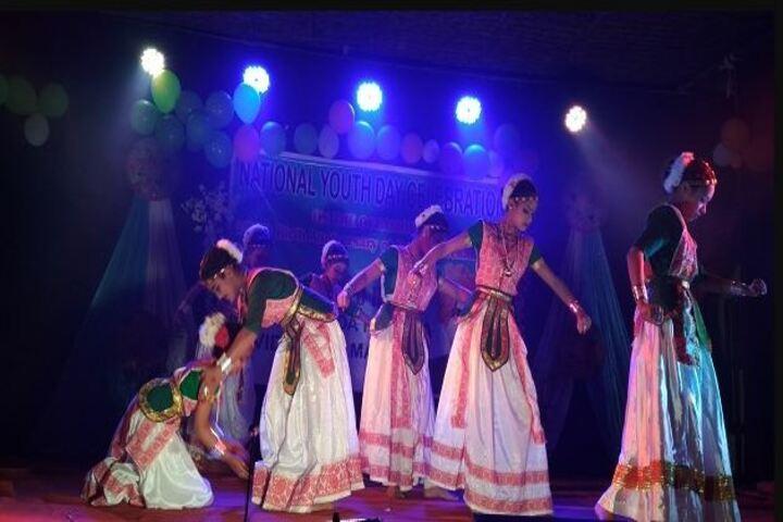 Vivekanand Kendra Vidyalaya- Dance