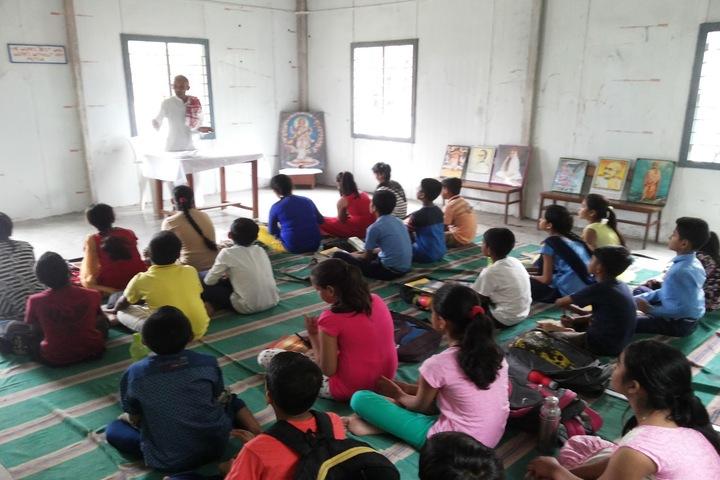 Vivekanand Kendra Vidyalaya- Personality Development Camp