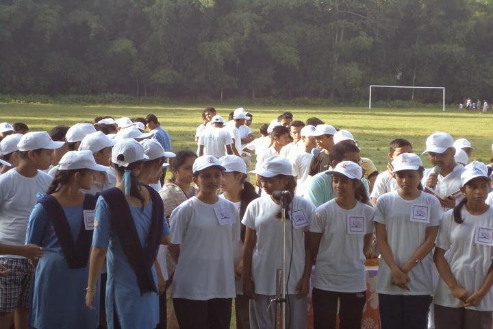 Vivekanand Kendra Vidyalaya- Sports