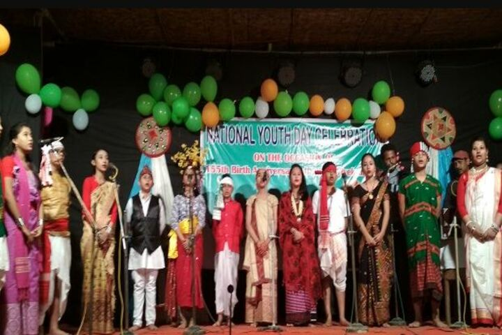 Vivekanand Kendra Vidyalaya- Youth Day