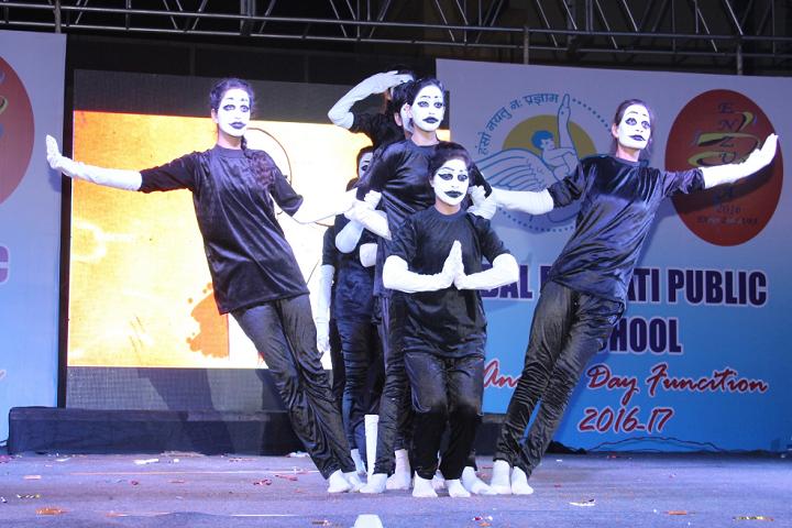 Bal Bharati Public School Neelbad-Annual Day