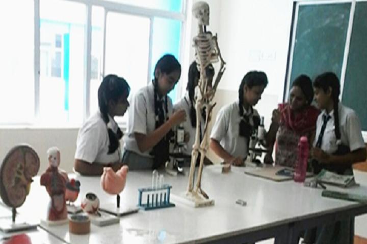 Bal Bharati Public School Neelbad-Biology Lab