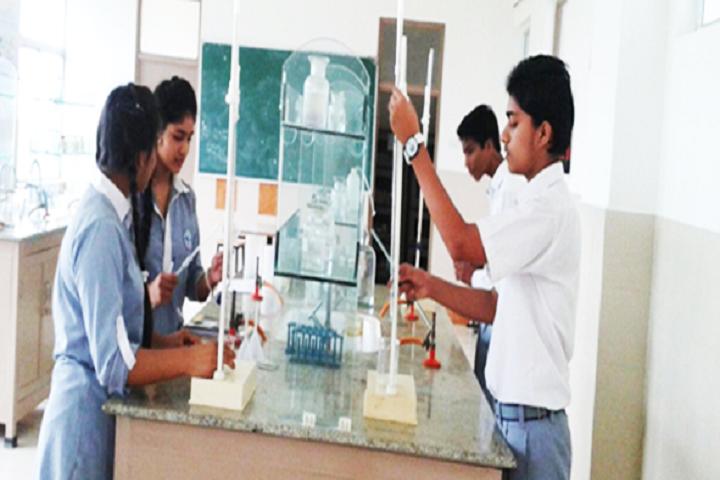 Bal Bharati Public School Neelbad-Chemistry Lab