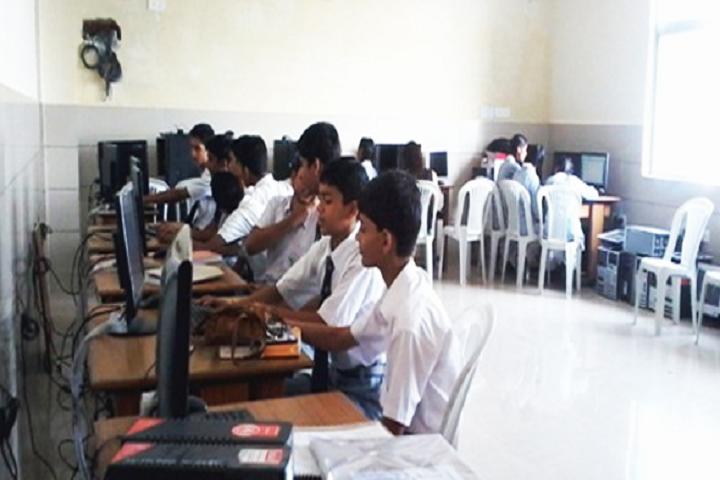 Bal Bharati Public School Neelbad-Computer Lab