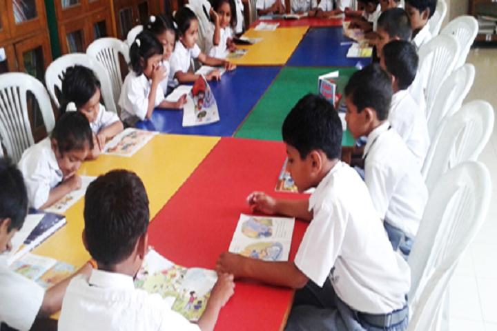 Bal Bharati Public School Neelbad-Library