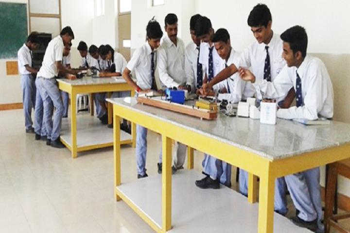 Bal Bharati Public School Neelbad-Physics Lab