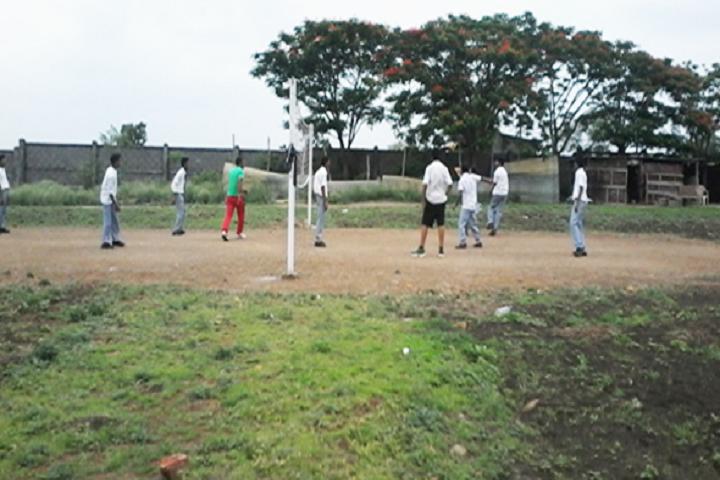 Bal Bharati Public School Neelbad-Playground-Volley Ball Court