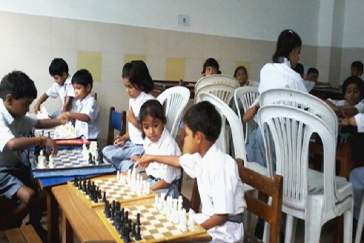Bal Bharati Public School Neelbad-Sports Room