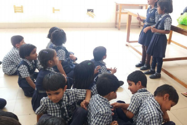 Bal Bharati Public School Neelbad-Story Telling