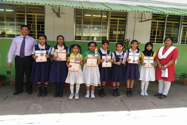 Bal Bhawan School-Achievement