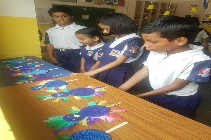 Bal Bhawan School-Art