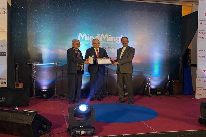 Bal Bhawan School-Award