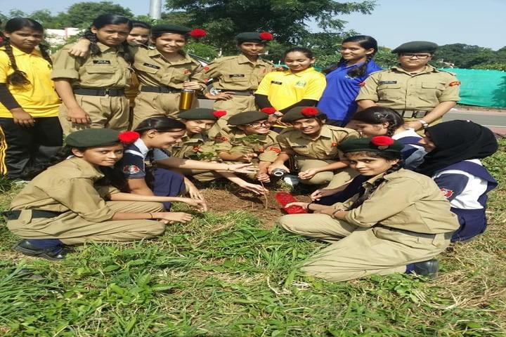 Bal Bhawan School-Haritha Haram