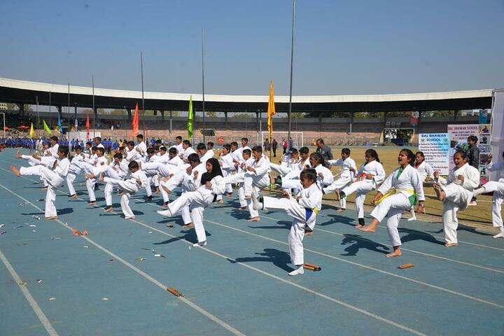 Bal Bhawan School-Karate