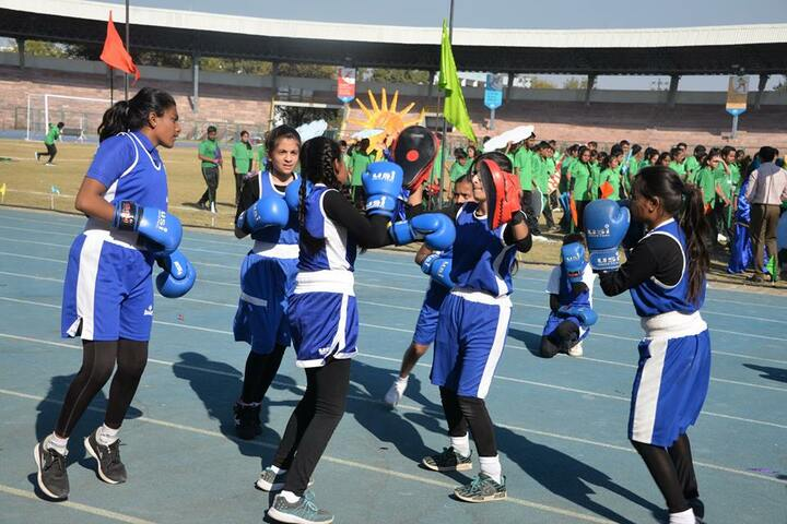Bal Bhawan School-Sports Day