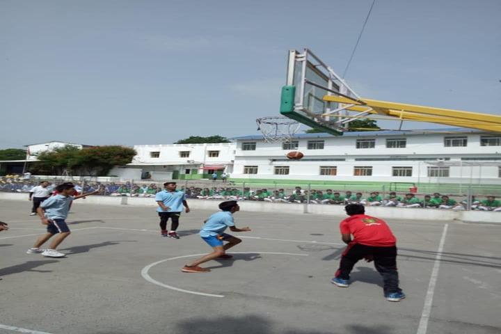 Bal Bhawan School-Sports