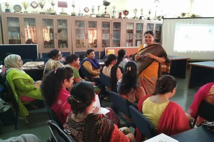 Bal Bhawan School-Workshop