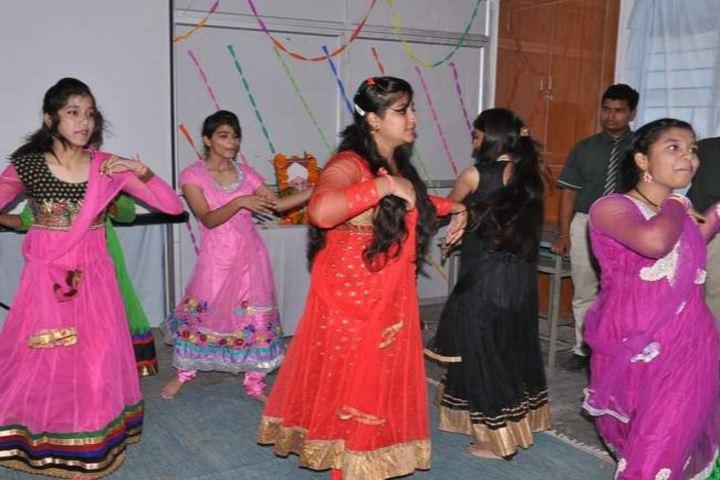 Bank Officers Public Higher Secondary School-Dance