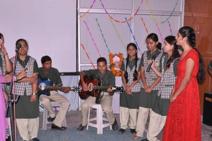 Bank Officers Public Higher Secondary School-Music