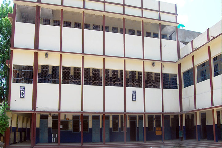 Bardsley English Medium Higher Secondary School-Campus View 1