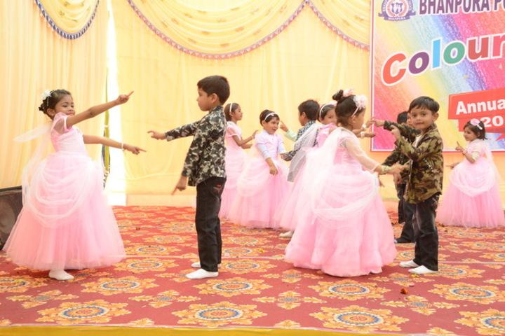 Bhanpura Public School-Annual Day