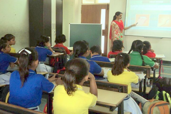 Bhanpura Public School-Classroom