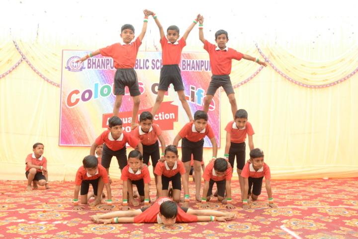 Bhanpura Public School-Events