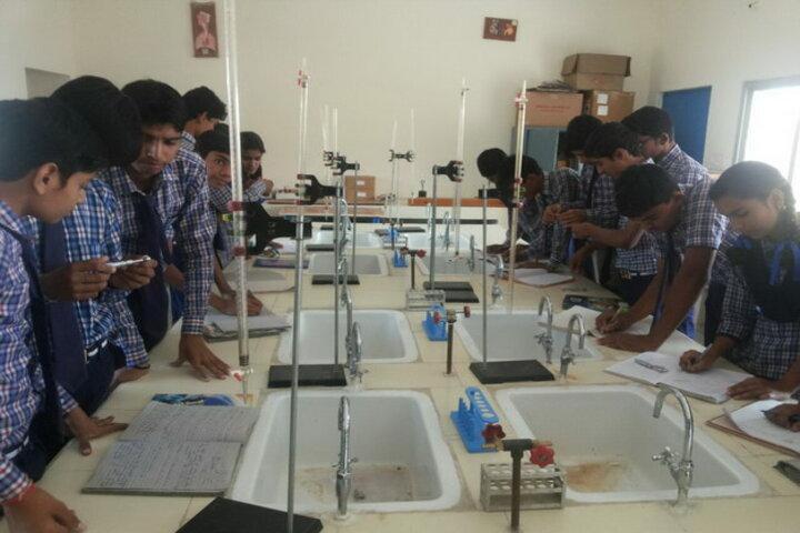 Bhanpura Public School-Laboratory