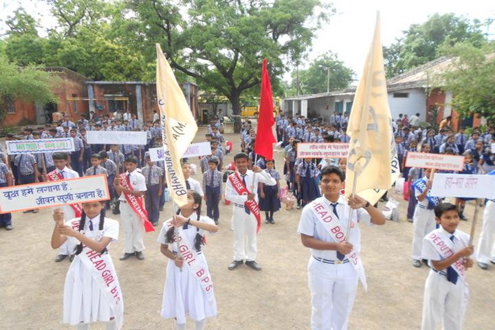 Bhanpura Public School-Sports Day