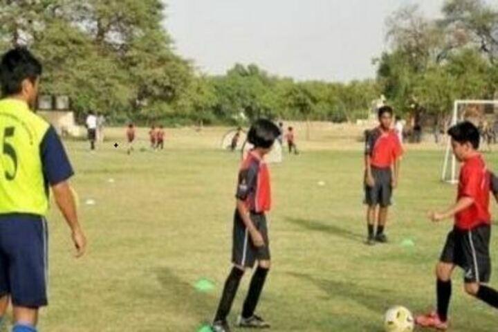 Bhanpura Public School-Sports