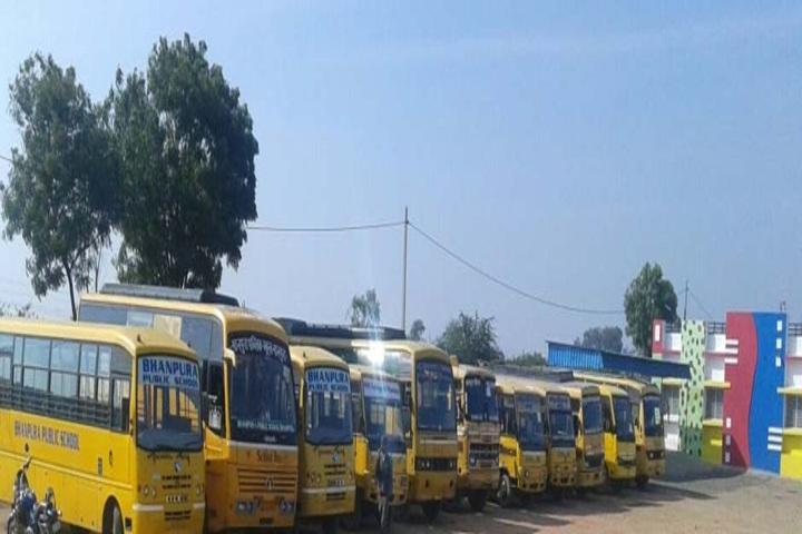 Bhanpura Public School-Transport