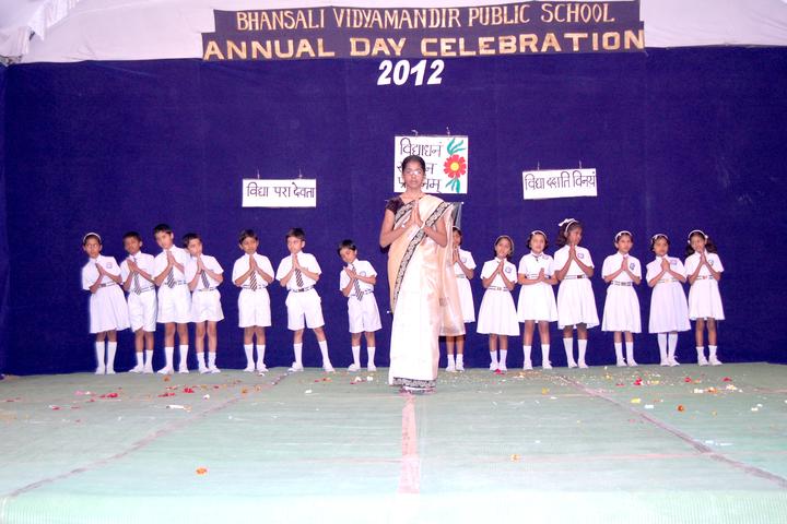 Bhansali Vidya Mandir Public School-Annual Day