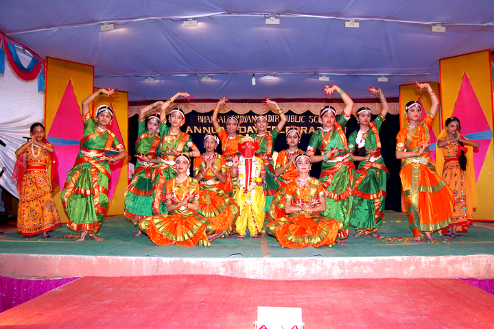 Bhansali Vidya Mandir Public School-Cultural Fest