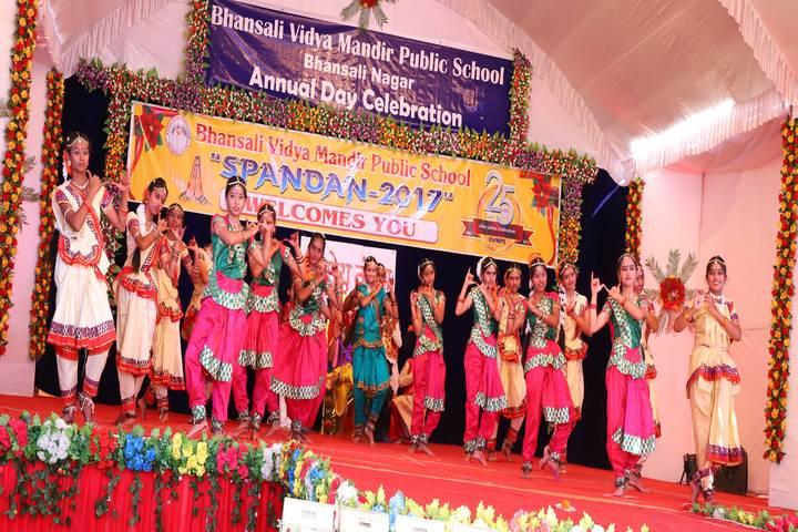 Bhansali Vidya Mandir Public School-Festival Celebrations