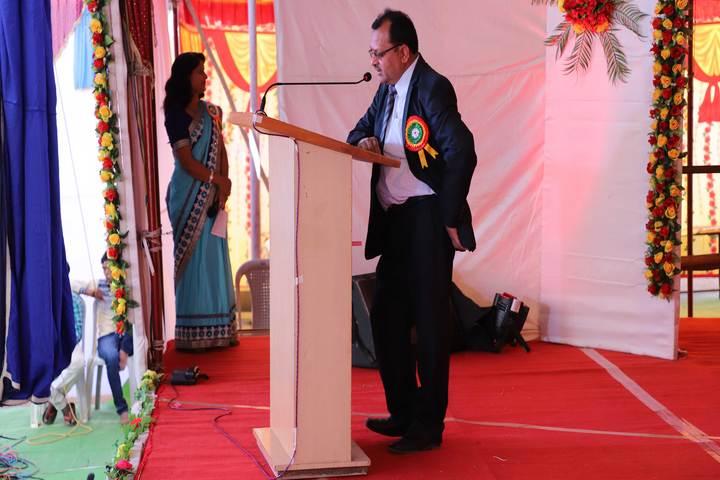 Bhansali Vidya Mandir Public School-Speech