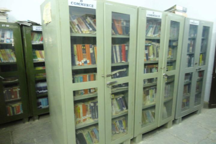 Bhansali Vidya Mandir Public School-Library