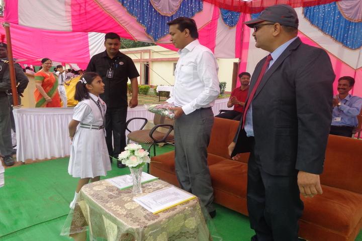 Bhansali Vidya Mandir Public School-Meeting