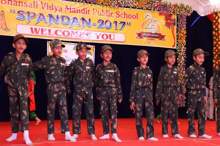 Bhansali Vidya Mandir Public School-Students