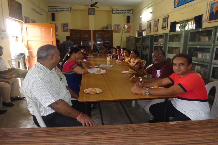 Bhansali Vidya Mandir Public School-Teachers Day