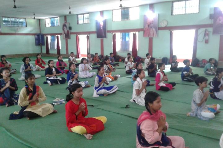 Vivekananda Kendra Vidyalaya- Yoga