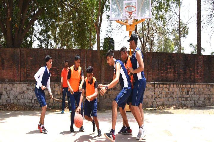 Bhartiyam Vidya Niketan-Basket Ball