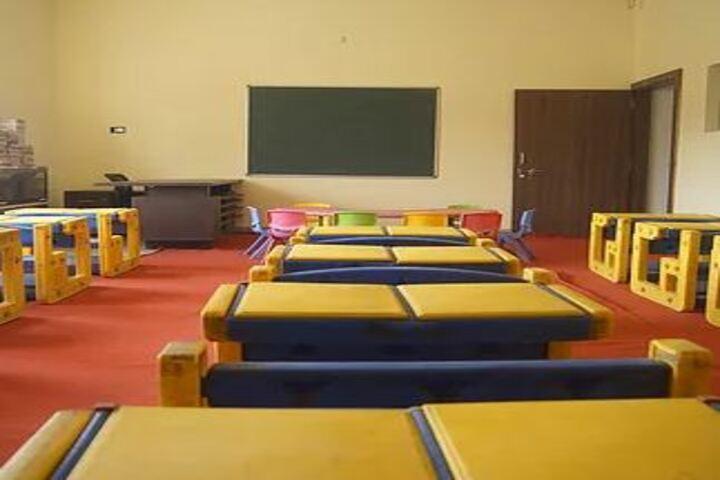 Bhaskar Academy-Classroom