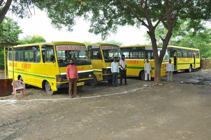 Bhaskar Academy-Transport