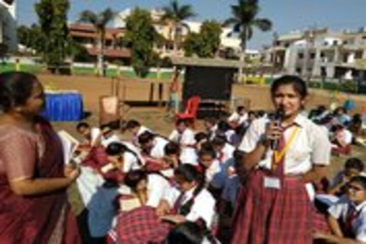 Bhopal Girls School-Music Activity