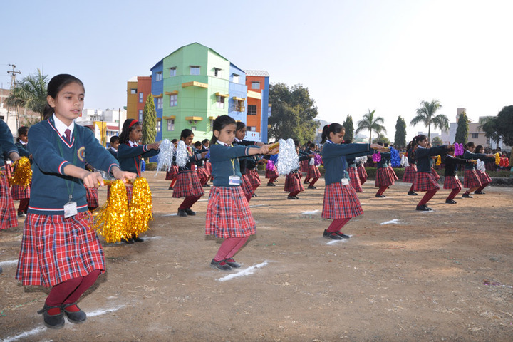 Bhopal Girls School-Sports