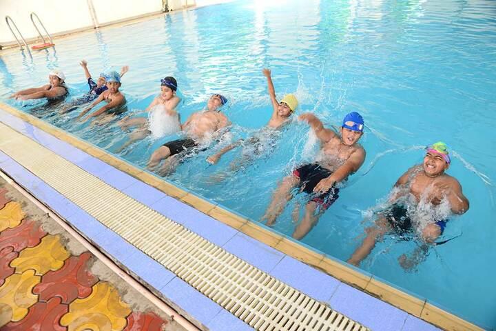 Billabong High International School-Swimming Pool