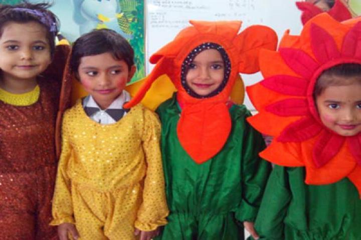 Bodhi International Skool-Fancy Dress